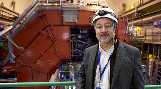LHC: FEDERICO ANTINORI HEAD OF ALICE