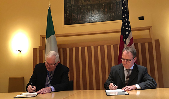US Italy signing 12 4 18