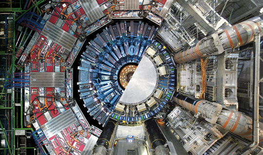 "ATLAS AND CMS OBSERVED ""BEAUTY"" PRODUCED BY THE HIGGS BOSON"