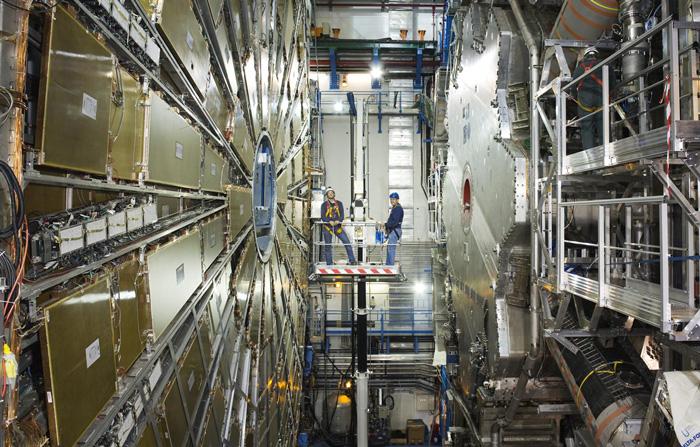 DA ATLAS LA MISURA PIÙ PRECISA A LHC DEL BOSONE W, SCOPERTO DA RUBBIA