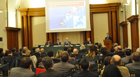 BIG SCIENCE E INDUSTRIA:A ROMA UN INCONTRO PER DISCUTERE INSIEME DI OPPORTUNITA' PER IL FUTURO