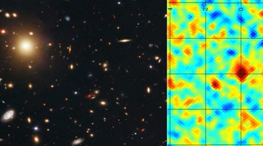 FERMI, GAMMA LIGHT FROM GALAXY CLUSTERS