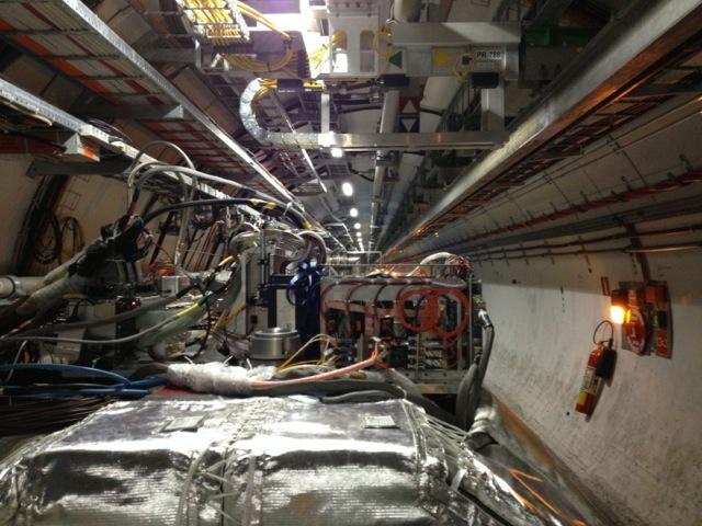 Al CERN l'esperimento LHCf torna a prendere dati