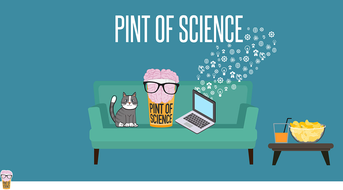 PINT OF SCIENCE 2021: 3 SERATE DI SCIENZA INFORMALE AL PUB O DA CASA